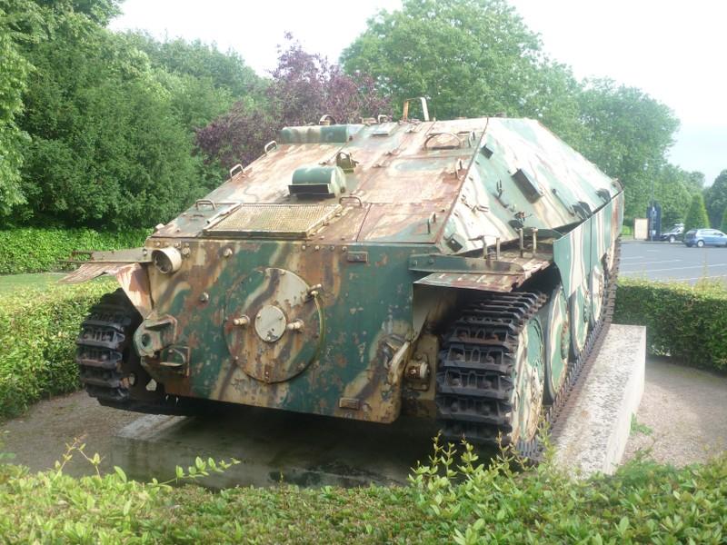 Hetzer - Bayeux B93nT3