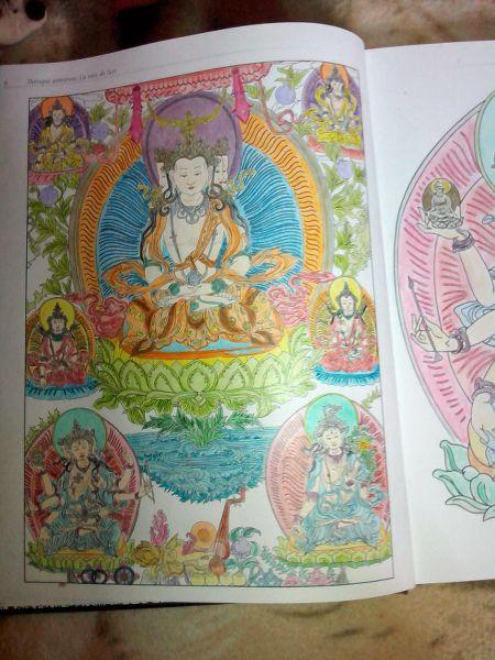 Mes coloriages PRSOTB