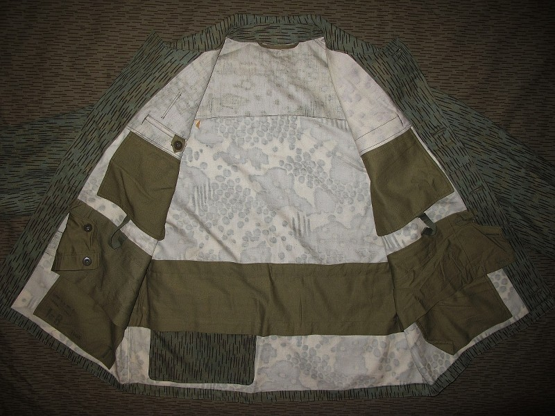 Interesting vz. 60 jacket - one of the first models SehwVo