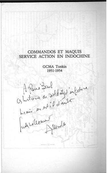 COMMANDO ET MAQUIS / RAYMOND MUELLE N08m