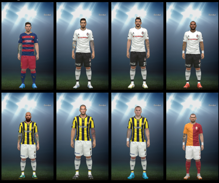 [PES 2016 PC] PES exTReme 16 v2 (with DLC 2.0) - RELEASED & ADDED LINKS PG8zpo