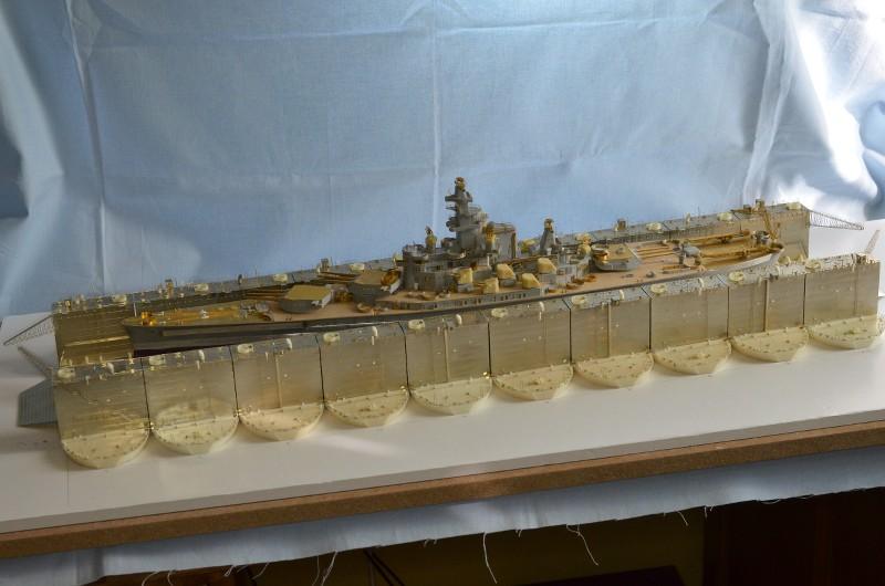 ABSD ARTISAN et USS MASSACHUSETTS BB-59 au 1/350 - Page 5 RrMsxy