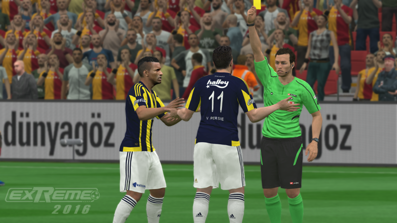[PES 2016 PC] PES exTReme 16 v2 (with DLC 2.0) - RELEASED & ADDED LINKS H98pTc