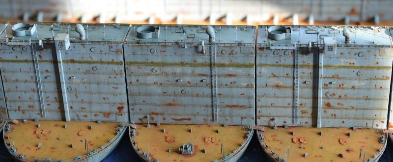 ABSD ARTISAN et USS MASSACHUSETTS BB-59 au 1/350 - Page 10 0kEmIr