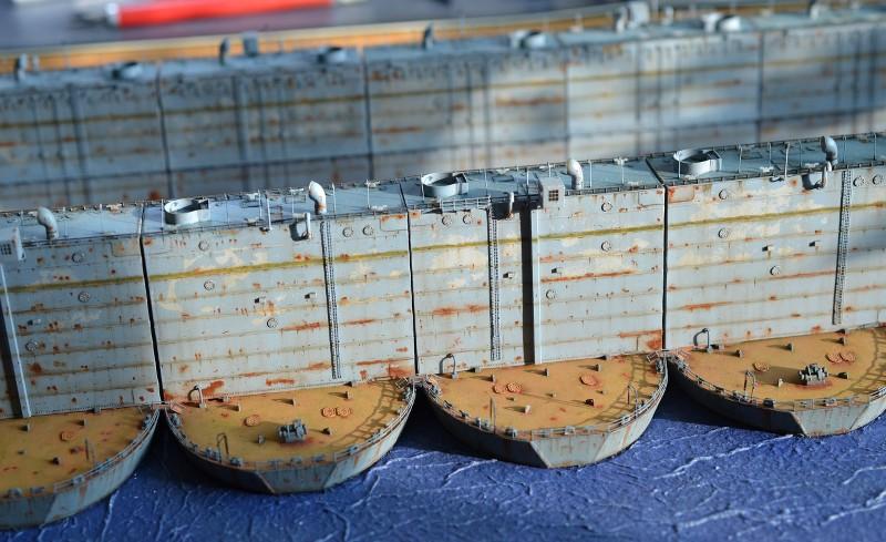 ABSD ARTISAN et USS MASSACHUSETTS BB-59 au 1/350 - Page 10 IZo2vi