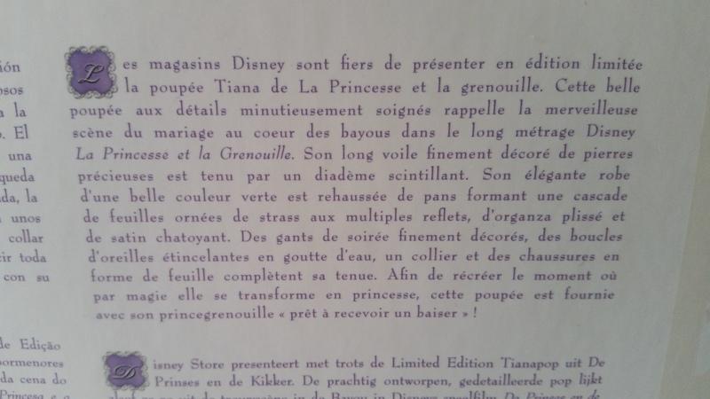 Disney Store Poupées Limited Edition 17'' (depuis 2009) - Page 38 IObjsP