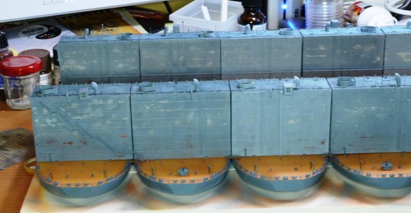 ABSD ARTISAN et USS MASSACHUSETTS BB-59 au 1/350 - Page 7 U7nI4x