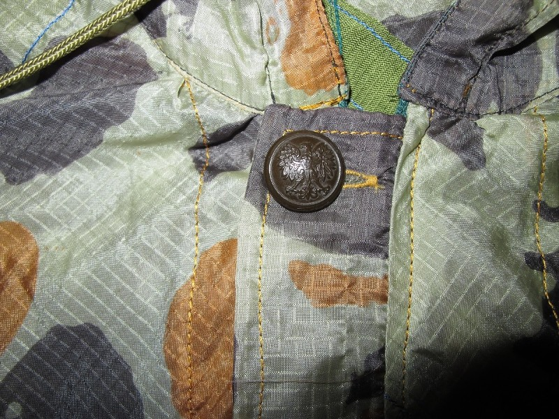 paratrooper garment camouflage build in parachute material OhnQzW