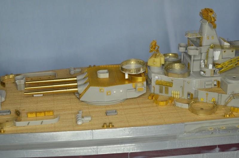 ABSD ARTISAN et USS MASSACHUSETTS BB-59 au 1/350 - Page 5 RcdVgg