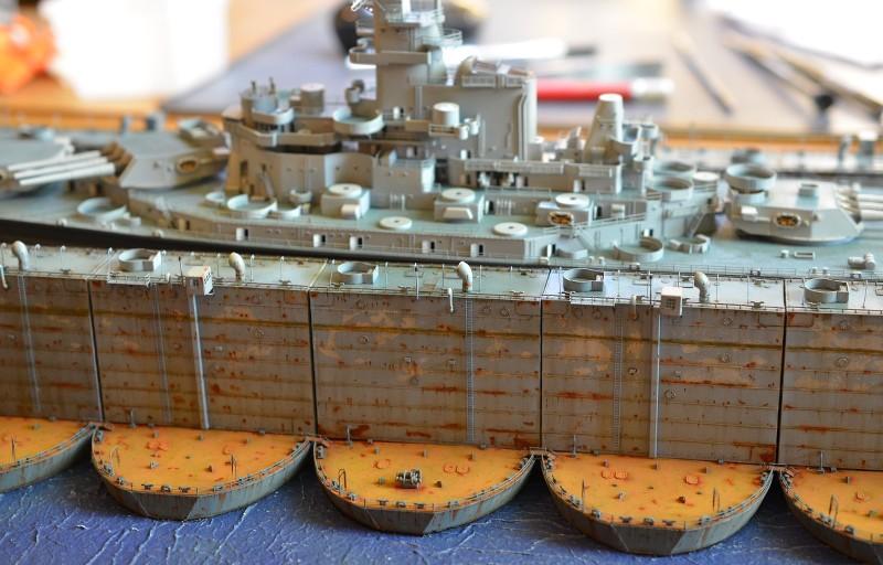 ABSD ARTISAN et USS MASSACHUSETTS BB-59 au 1/350 - Page 10 YsiPC0