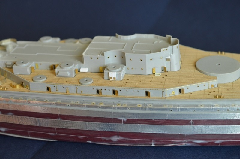 ABSD ARTISAN et USS MASSACHUSETTS BB-59 au 1/350 0T4rkn