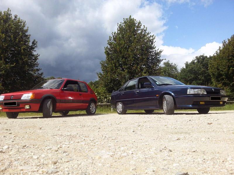 [brioche31]  205 GTI 1L6 - 1600 - Rouge Vallelunga - 1988 - Page 3 L3ib5K