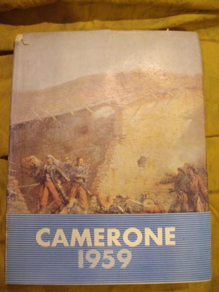 REVUE CAMERONE / LEGION  Mjzh