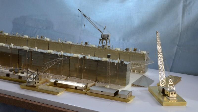 ABSD ARTISAN et USS MASSACHUSETTS BB-59 au 1/350 - Page 5 Hpajz0