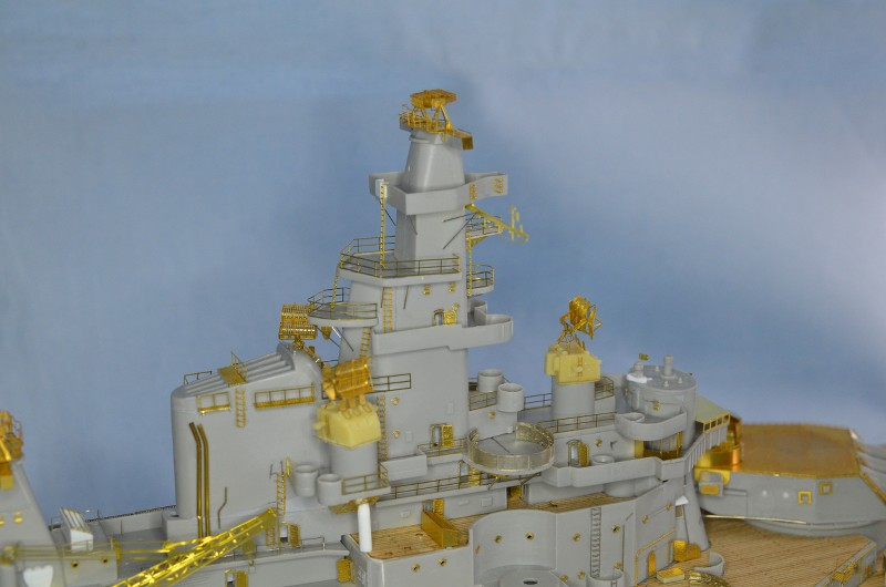ABSD ARTISAN et USS MASSACHUSETTS BB-59 au 1/350 - Page 5 OWaQ5v