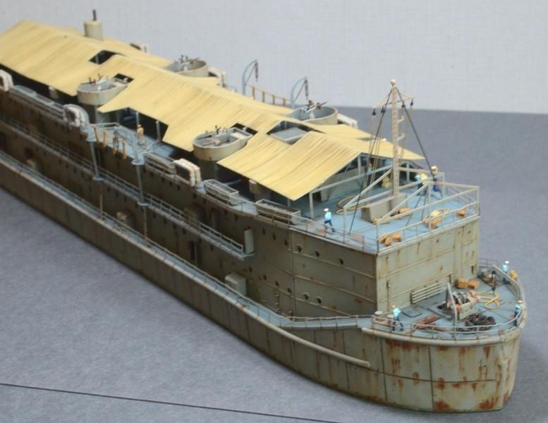ABSD ARTISAN et USS MASSACHUSETTS BB-59 au 1/350 - Page 12 MbSDlI