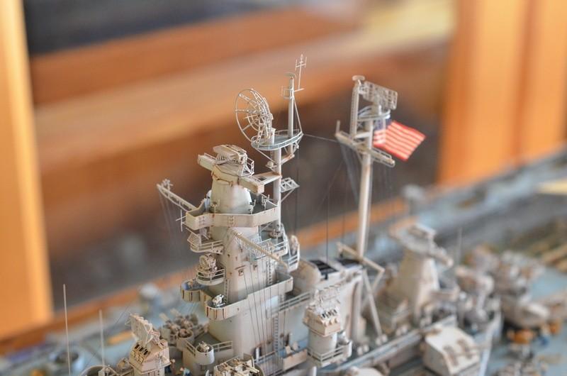 ABSD ARTISAN et USS MASSACHUSETTS BB-59 au 1/350 - Page 13 Sqadn1