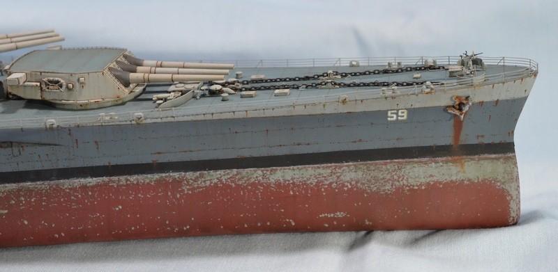 ABSD ARTISAN et USS MASSACHUSETTS BB-59 au 1/350 - Page 11 1NN7Wl