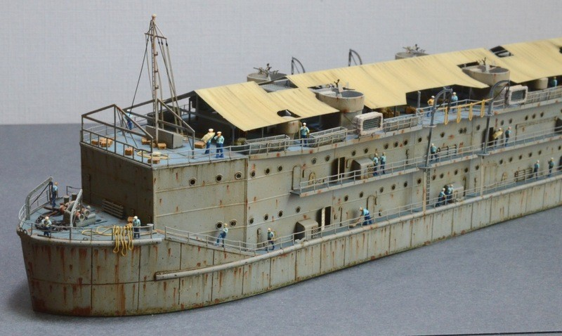 ABSD ARTISAN et USS MASSACHUSETTS BB-59 au 1/350 - Page 12 Vjsu7T