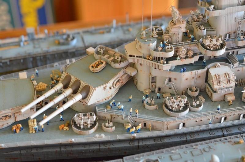 ABSD ARTISAN et USS MASSACHUSETTS BB-59 au 1/350 - Page 13 XpRLFw