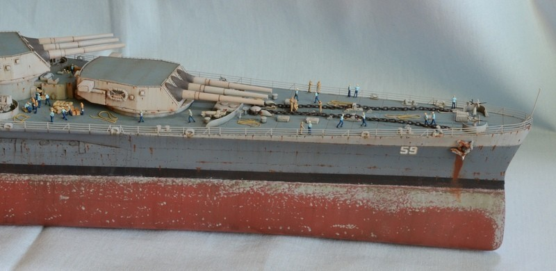 ABSD ARTISAN et USS MASSACHUSETTS BB-59 au 1/350 - Page 13 VdqM7u