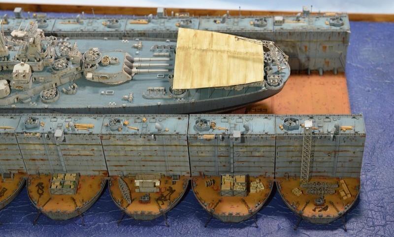 ABSD ARTISAN et USS MASSACHUSETTS BB-59 au 1/350 - Page 11 10H7pE