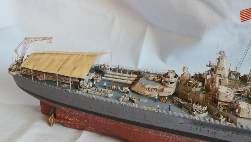 ABSD ARTISAN et USS MASSACHUSETTS BB-59 au 1/350 - Page 13 4BGB20