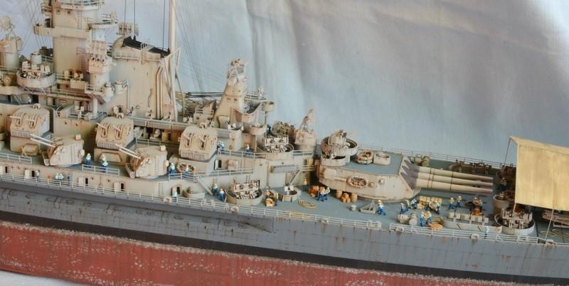 ABSD ARTISAN et USS MASSACHUSETTS BB-59 au 1/350 - Page 13 57dUwx
