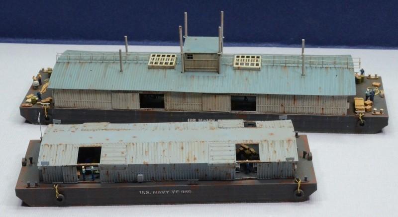 ABSD ARTISAN et USS MASSACHUSETTS BB-59 au 1/350 - Page 11 DPGvKt