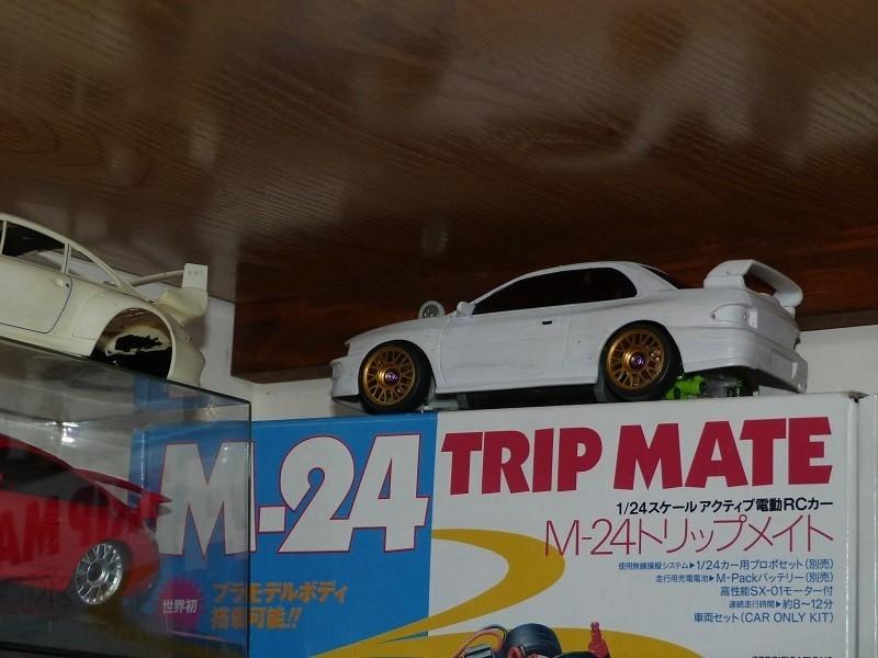 Mon petit garage RC  IwDA4R
