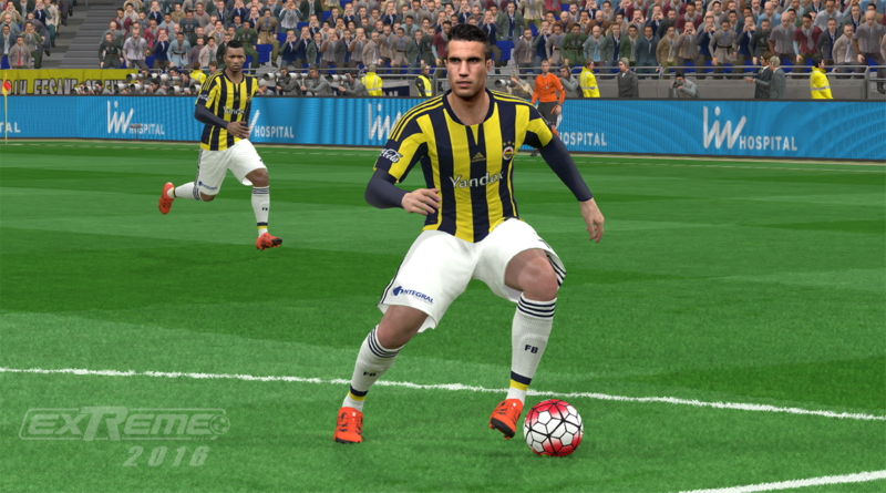 [PES 2016 PC] PES exTReme 16 v2 (with DLC 2.0) - RELEASED & ADDED LINKS X7EZY6