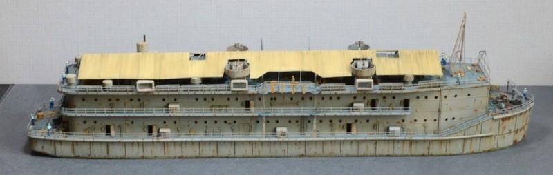 ABSD ARTISAN et USS MASSACHUSETTS BB-59 au 1/350 - Page 12 JzfKOM