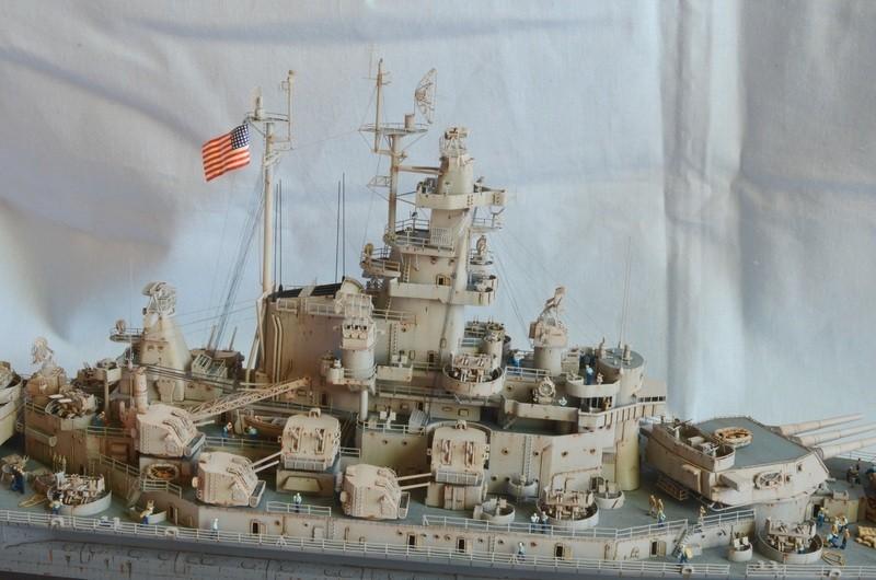 ABSD ARTISAN et USS MASSACHUSETTS BB-59 au 1/350 - Page 13 MDrlXy