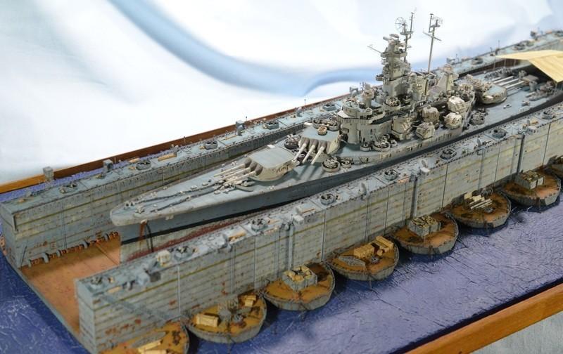 ABSD ARTISAN et USS MASSACHUSETTS BB-59 au 1/350 - Page 11 Nv1VRP