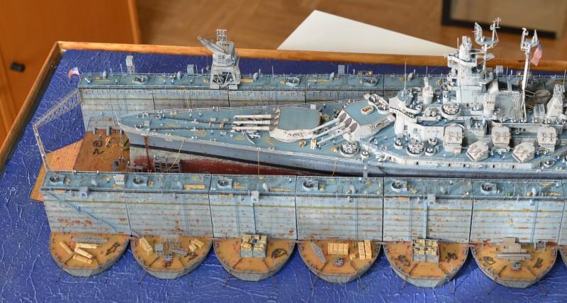 ABSD ARTISAN et USS MASSACHUSETTS BB-59 au 1/350 - Page 13 Q2rsn9