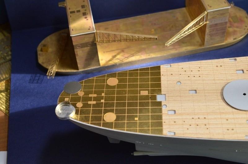 ABSD ARTISAN et USS MASSACHUSETTS BB-59 au 1/350 JHb9sg