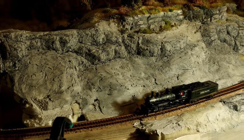 Canyon Railway, der Neubeginn T6pxHE