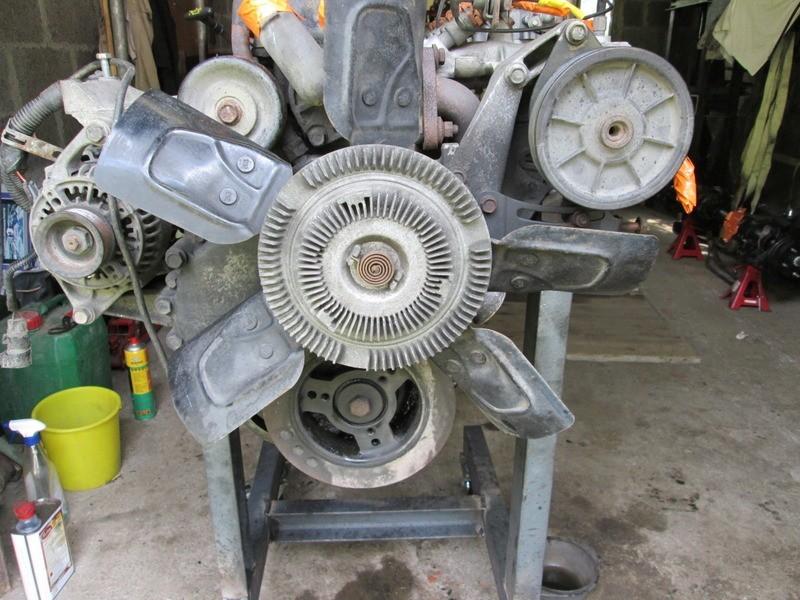 moteur 4.0 L YJ 92  0398xu