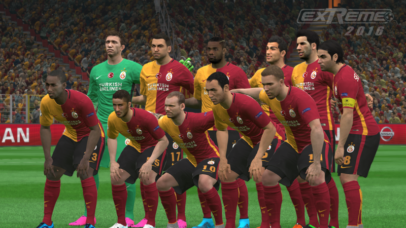 [PES 2016 PC] PES exTReme 16 v2 (with DLC 2.0) - RELEASED & ADDED LINKS LX7V3r