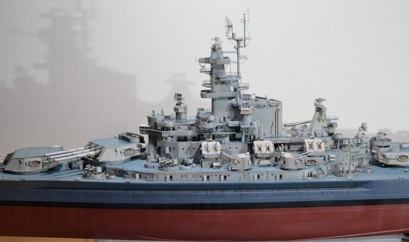 ABSD ARTISAN et USS MASSACHUSETTS BB-59 au 1/350 - Page 10 Boshda