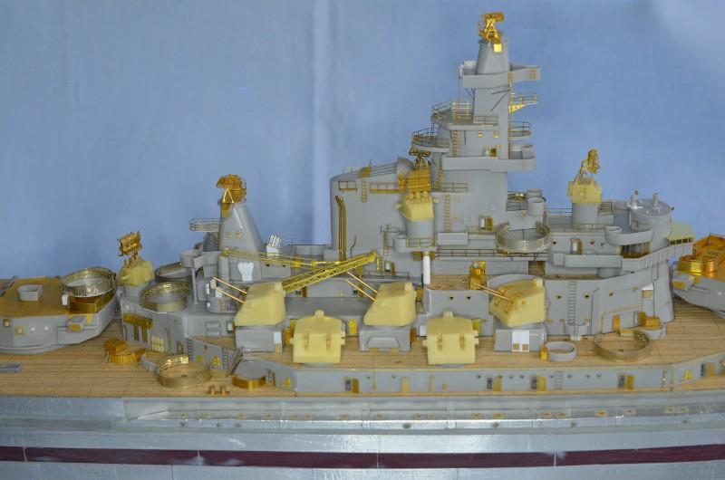 ABSD ARTISAN et USS MASSACHUSETTS BB-59 au 1/350 - Page 5 PDduAm