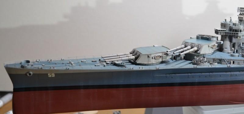 ABSD ARTISAN et USS MASSACHUSETTS BB-59 au 1/350 - Page 10 NI51ED