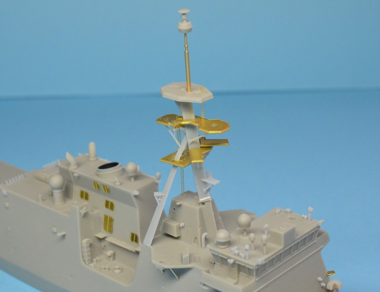 USCGS BERTHOLF 750 au 1/350 de chez Black Cat Model 9PVwCb