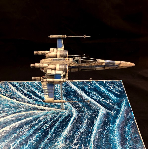 X-WING REVELL SNAP BYco13