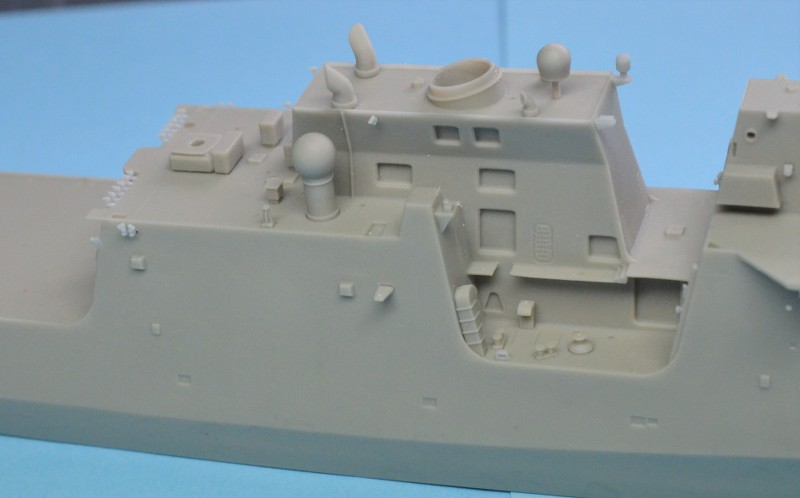 USCGS BERTHOLF 750 au 1/350 de chez Black Cat Model EFWe6U