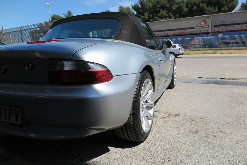 Admin&GiuseppeT vs BMW Z3 1.8 1997  GUWJig