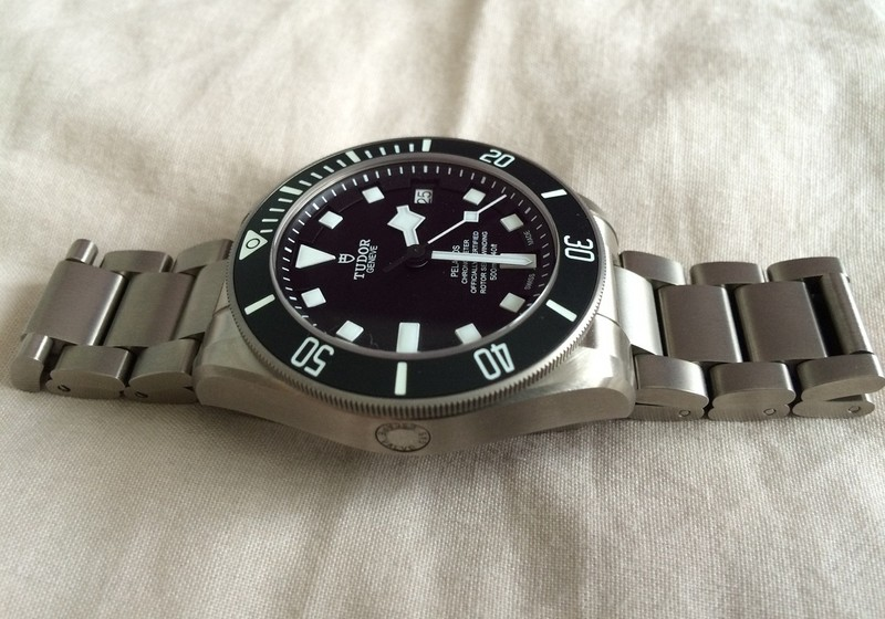 Tudor Pelagos et Black Bay IC0owv