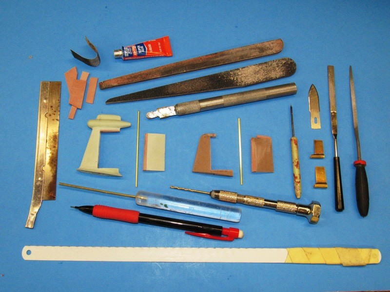 upgrading the SSY 1/96 ALFA kit JNFrvH