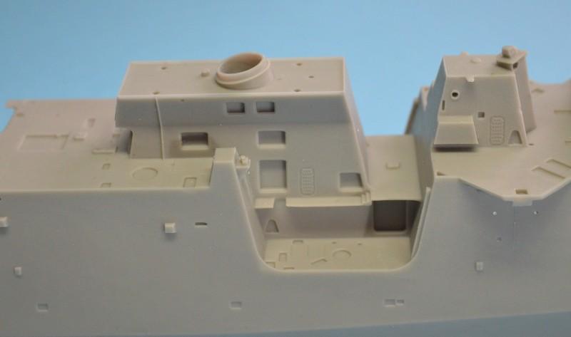 USCGS BERTHOLF 750 au 1/350 de chez Black Cat Model P04DK1