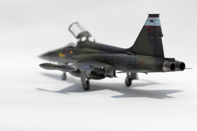tiger - CF-5A TIGER HOBBIES 1/48 PpOXOf
